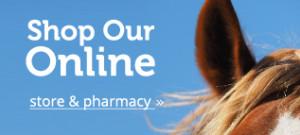 equine online pharmacy banner